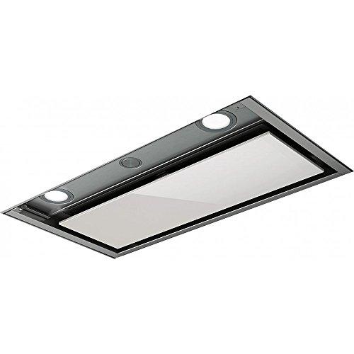 Elica PRF0097795 Box in Plus Hotte aspirante, 2.5 W, INOX/Verre