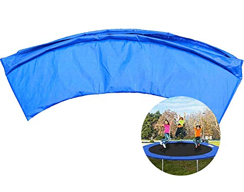 LCAZR Replacement Trampoline Surround Pad, Trampoline Replacement Safety Pad, Tear-Resistant Easy To Install Trampoline Edge Cover Spring Cover Frame Pad,8FT