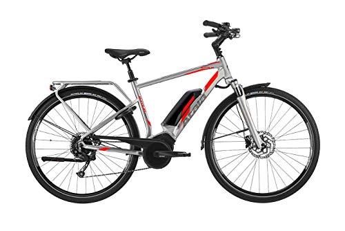 Bici ELETTRICA E-Bike 28 Trekking ATALA B-Tour S Man Batteria 400 WH Bosch Gamma 2020 (M49 (Altezza 1,60-1,75))