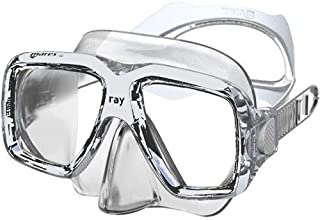 Mares Ray Mask,Freediving, Scuba, Diving, Dive, Snorkeling (Certified Refurbished)