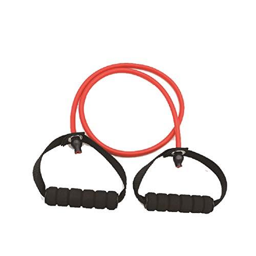 Oefenbanden/Weerstandbanden Latex zijde Stretch Normal Life krachttraining Pull Oefening & Fitness Gym Workout voor Unisex,B