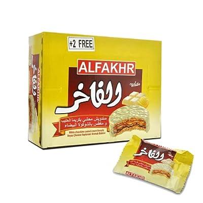 Alfakher chocolate cookies , individually wrapp...