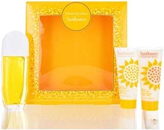 Elizabeth Arden Sunflowers Eau de Toilette 100 ml 3 piezas Set