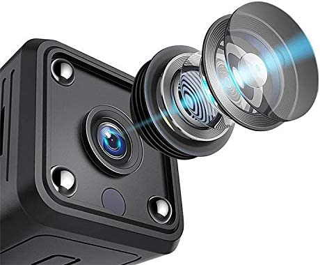 Mini Excellence Hidden Spy Camera Long-awaited WiFi Night HD Detecti Motion Vision 1080P