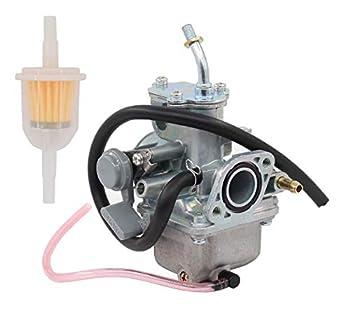 Carburetor For Yamaha Champ 100 YFM 100 ATV Quad Carb 87 88 89 90 91 Badger 80 YFM 80 85 86 87 88 Carb w/Fuel Filter Carb 92 93 94 95 96 97 98 99 00 01 80 G ATV Carb 05 06 07 08