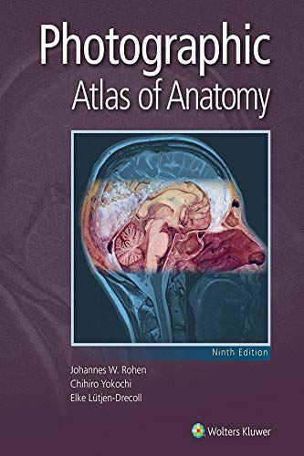 Photographic Atlas of Anatomy (English Edition)