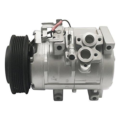 RYC Remanufactured AC Compressor and A/C Clutch IG310 (Fits Toyota Sienna 3.3L, 3.5L 2004, 2005, 2006, 2007)