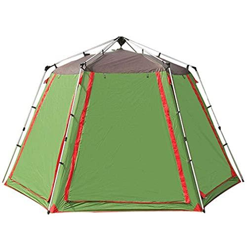 ROM Carpas al Aire Libre 5-8 Personas Carpas de Campamento Equipo de Campamento Playa Protector Solar barraca Carpa Gazebo