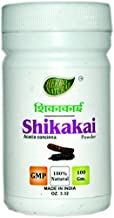 Herbo Natural Ayurvedic Shikakai Powder (100gm/3.52Oz) (Pack of 1)