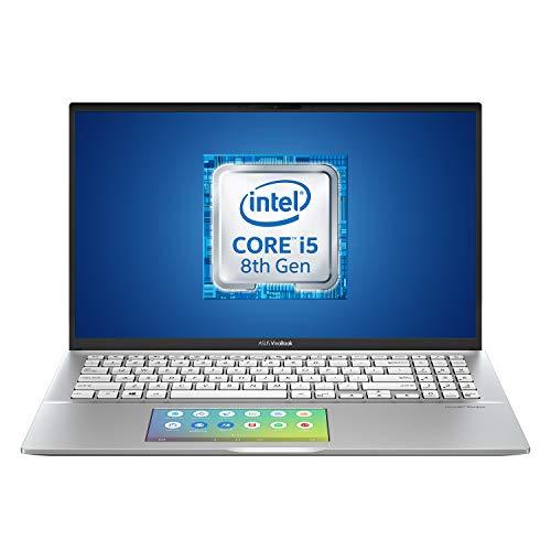 Asus Vivobook S532FL-BQ002T, Notebook con Monitor 15,6', Anti-Glare, Intel Core i5 8265U, RAM 8GB, 256GB SSD PCIE, Windows 10, Scheda Grafica Nvidia da 2 GB GDDR5