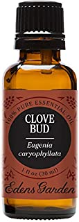 Edens Garden Clove Bud Essential Oil, 100% Pure Therapeutic Grade (Inflammation & Pain) 30 ml