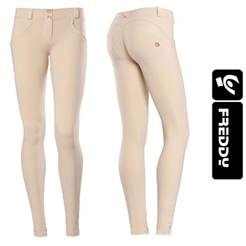 Freddy vrouwen WRUP1L1E lage taille WR.UP® Skinny Push-UP broek Legging Shaping