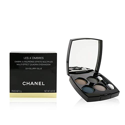 Chanel Les 4 Ombres #324-Blurry Blue - 5 ml