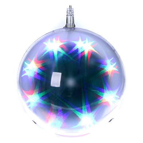 Lumi?re No?l sph?re 48 LED diam. 15 cm Multicolore