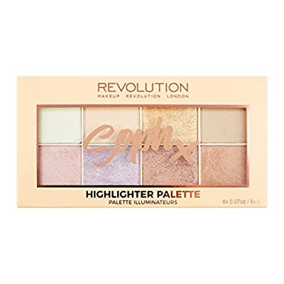 highlighter makeup kit for teenage girl or beginner