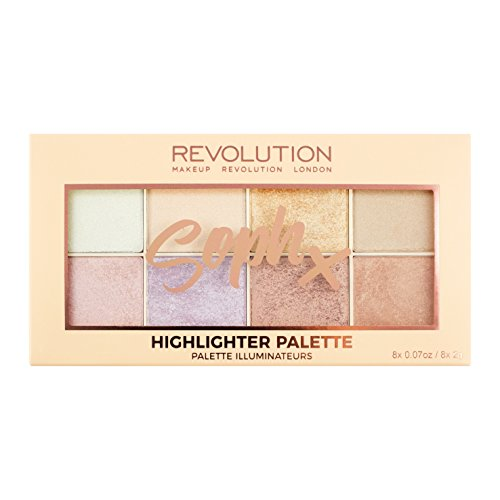 Revolution Highlighter Palette Soph X