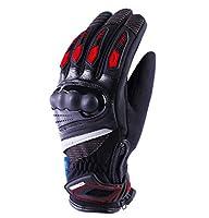 冬の暖かい手袋 冬のオートバイ手袋熱防水男性女性屋外の防風暖かいモトタッチスクリーン乗馬手袋 (Color : YELLOW, Size : XXL)