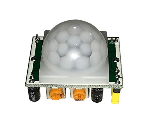 DIY 1pc HC-SR501 Motion Detection Sensor for Arduino and Pi Projects