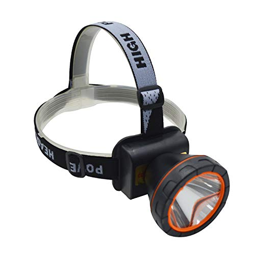 Eornmor 3000 Lumen Bright Headlight Headlamp Flashlight Torch T6 CREE LED with Rechargeable Batteries 2600 feet Waterproof IPX4 Headlamp