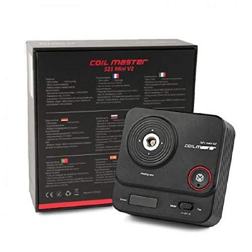 Coil Master 521 Mini V2 Ohm Meter Basis für Puls, Regeneration und Coil-Aktivierung