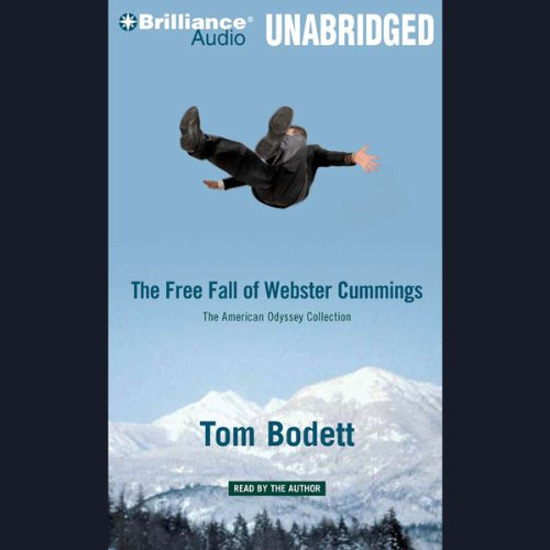 The Free Fall of Webster Cummings audiobook cover art