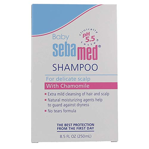 Sebamed Childrens Shampoo, 150 ml
