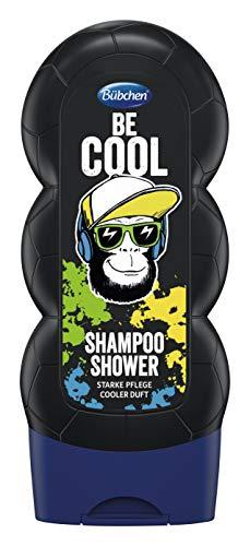 Bübchen Be Cool Kinder-Shampoo & Duschgel, pH-hautneutral, 1er Pack (1 x 230ml)