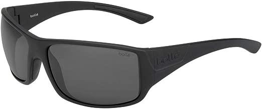 Bolle 12600 Tigersnake Matte Black Sunglasses, Grey