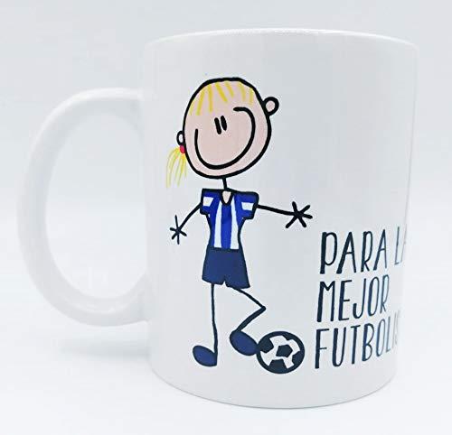 Taza ''Para la mejor futbolista'