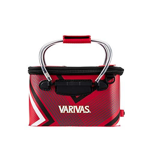 VARIVAS(バリバス) セミハードバッカン 33cm VABA-46 レッド.