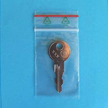 Ersatzschlüssel T2032 für Bosal Oris Anhängerkupplungen AHV Schlüssel AHK