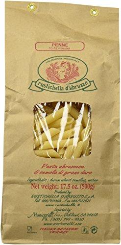 Rustichella D' Abruzzo Penne Pasta - 17.5 Ounces