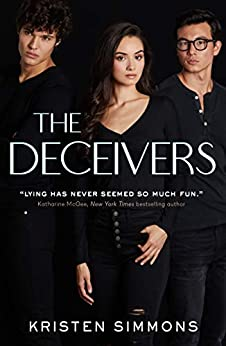 The Deceivers (Vale Hall Book 1) by [Kristen Simmons]