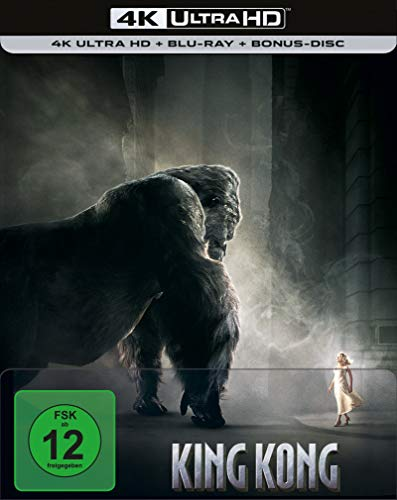 King Kong - Steelbook [Blu-ray]