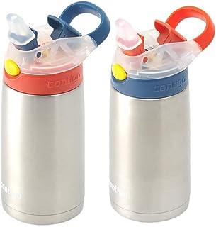 Contigo 康迪克 儿童保温壶2个装 414ml/个 男孩款 840276146077 多色 (海外自营)(包邮包税)