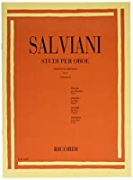 サルビアーニ : 練習曲集 第1巻 (オーボエ教則本) リコルディ出版
