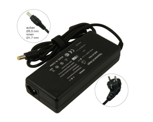 Notebook Netzteil AC Adapter Ladegerät für Acer Aspire 5720 5720z 5930 5930g Extensa 5230E 5630EZ 5635Z 6700. Mit Euro Stromkabel von e-port24®