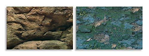Ferplast Fondo Acuario Blu9045 80X40Cm 100 g