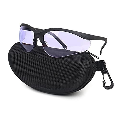 LaneTop Shooting Glasses For Men and Women, Anti Fog ANSI...