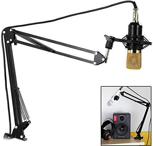 MicrofoonStandaardflexible-broadcast-microfoonarm-flexibeletafelmicrofoonstandaard