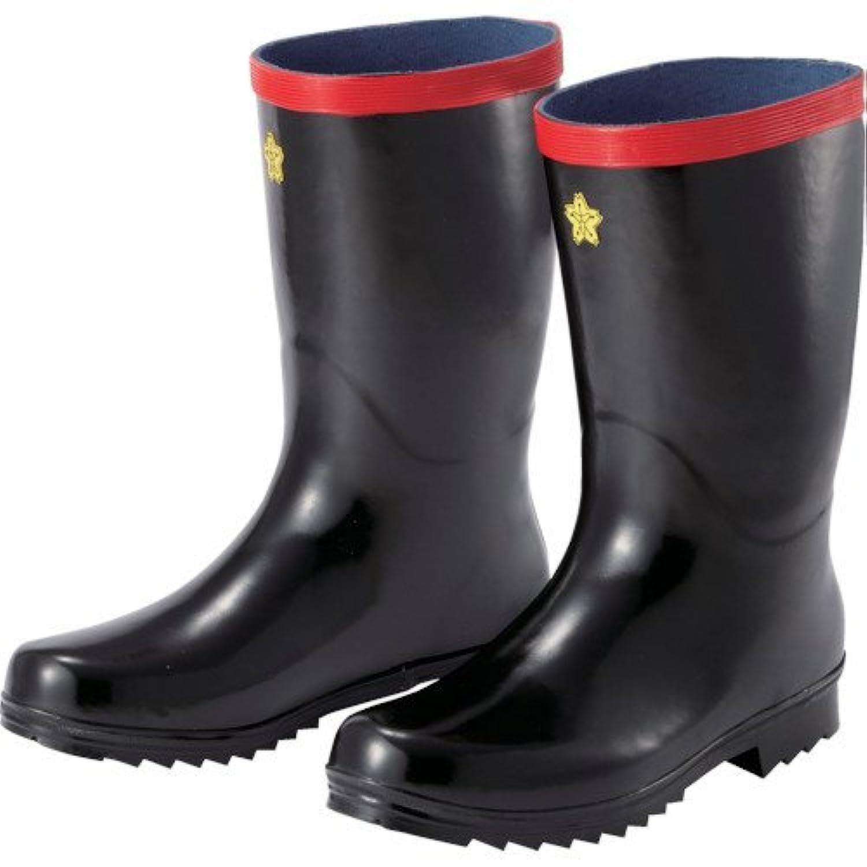 [ミドリ安全] 踏抜き防止板入りゴム長靴 26.5CM SDNG26.5