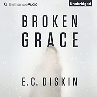 Broken Grace audiobook cover art