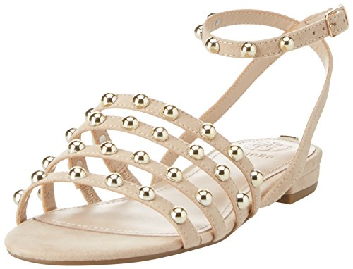 Guess Footwear Dress Sandal  Sandalia con Pulsera Mujer  Marfil Light Natural  36 EU
