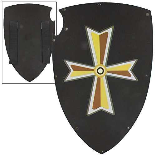 Image of Armory Replicas Medieval Heroic Cross Medieval Knights Foam Shield