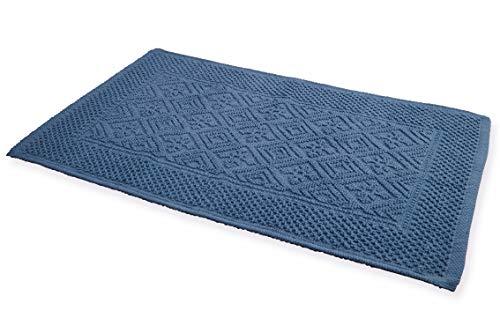 Galileo Casa Sardo tapijt 60 x 120 cm 1200 gsm blauw, afmetingen: L 60 x 120 cm