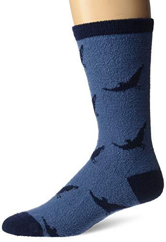 UGG Clint Novelty Crew - Calcetines para hombre -  Azul -