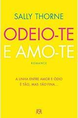 Odeio-te e Amo-te (Portuguese Edition) Paperback