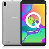 Tablet 7-inch Android 10.0 WiFi – Winnovo TS7 Tablets 32GB Storage Quad-Core Processer HD IPS Display 8MP Camera GPS FM Bluetooth Google Certification (Grey)