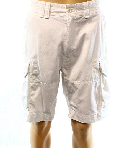 Polo Ralph Lauren Relaxed Fit Gellar Cargo Shorts White 38