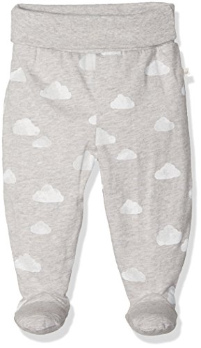 Sanetta Baby-Unisex Pants Hose, Grau (Stone Mel. 1786.0), 62